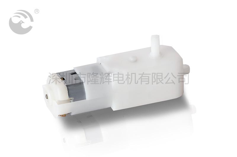 LH-130直型塑胶减速电机